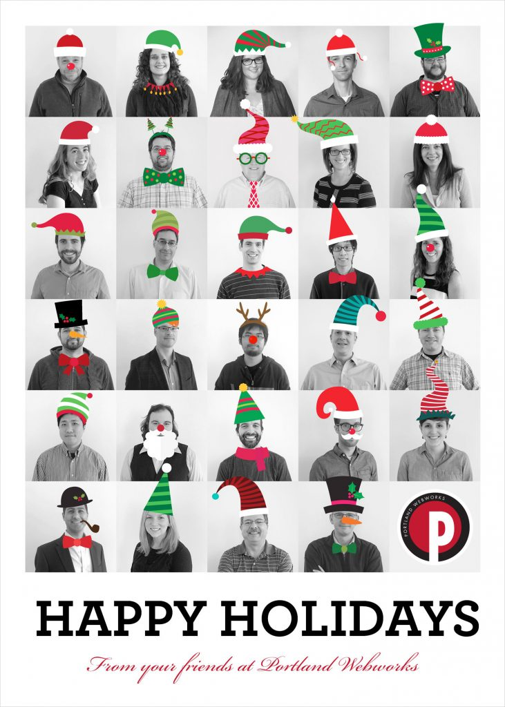 From your friends at Portland Webworks