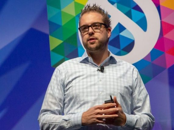 Dries Buytaert, Drupal Founder and Project Lead
