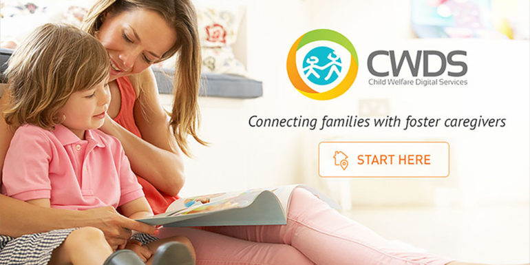 CWDS connecting families with foster caregivers