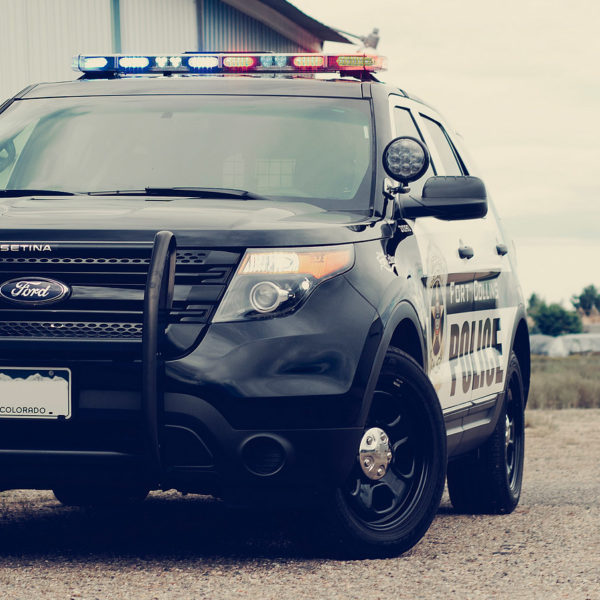 Colorado Police Cruiser