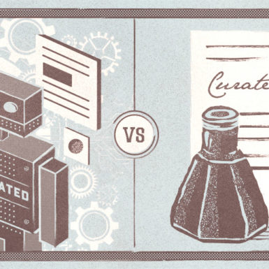 Automated Versus Curated Content Migration