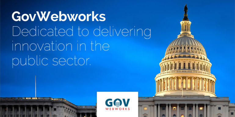 Dedicated to delivering innovation in the public sector