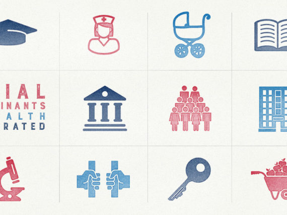 Social Determinants of Health, Illustrated