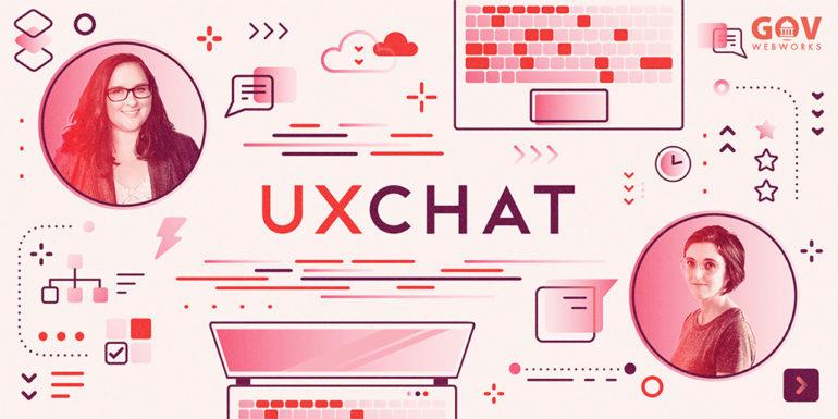 UX Chat 1: Amy Mauriello and Karin Carlson
