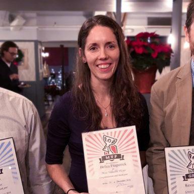 The 2018 GovWebworks Employee Choice Award Winners