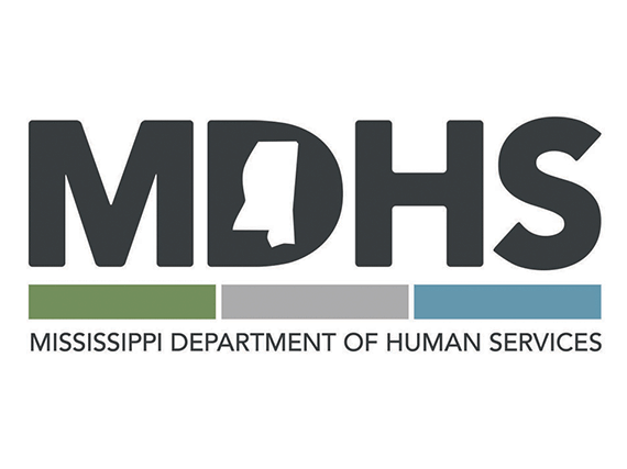 Mississippi Department of Human Services Logo