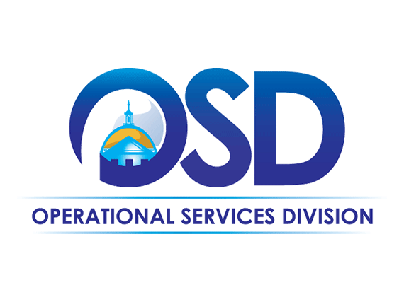 California Operational Services Division Logo