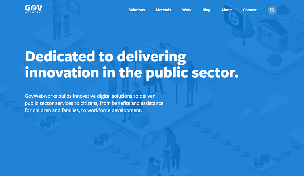 GovWebworks - Dedicated to delivering innovation in the public sector