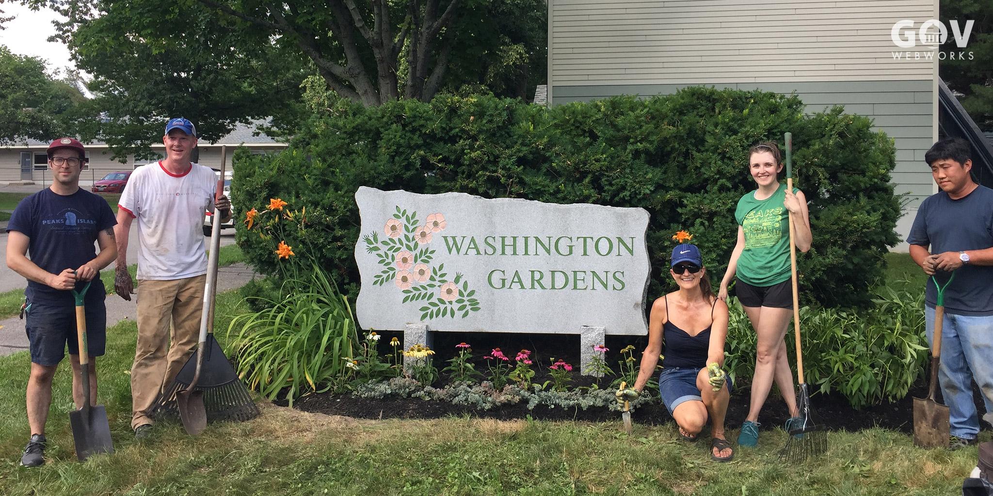 Washington Gardens