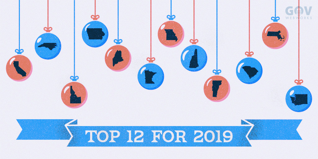 Top 12 for 2019