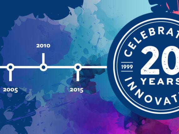 20 Year Timeline - Portland Webworks & GovWebworks