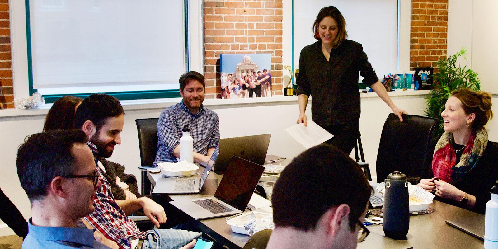 GovWebworks Developer Spotlight - Meeting