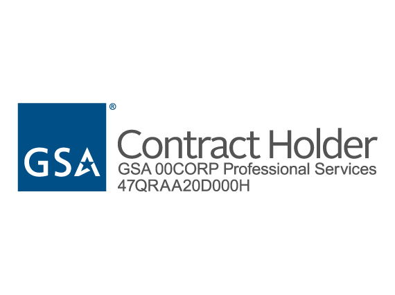 GSA 00Corp Contract Logo