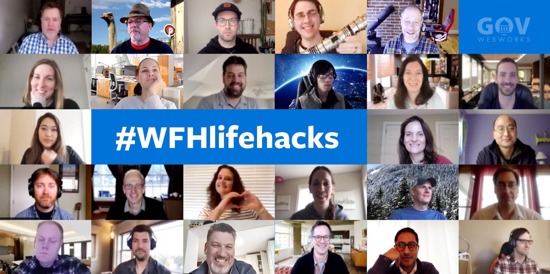 #WFHlifehacks