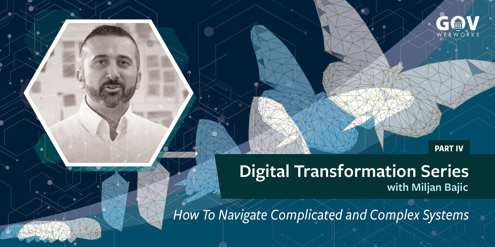 Digital Transformation Series: Part 4: How To Navigate Complicated and Complex Systems