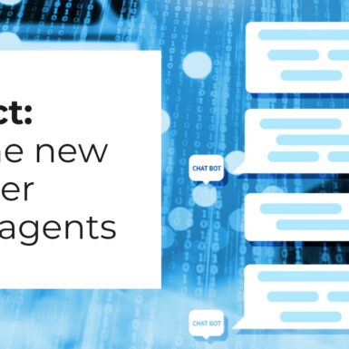 Abstract: Meet your new customer service agents
