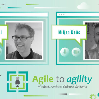 Agile to Agility Highlights with Jesse Fewell